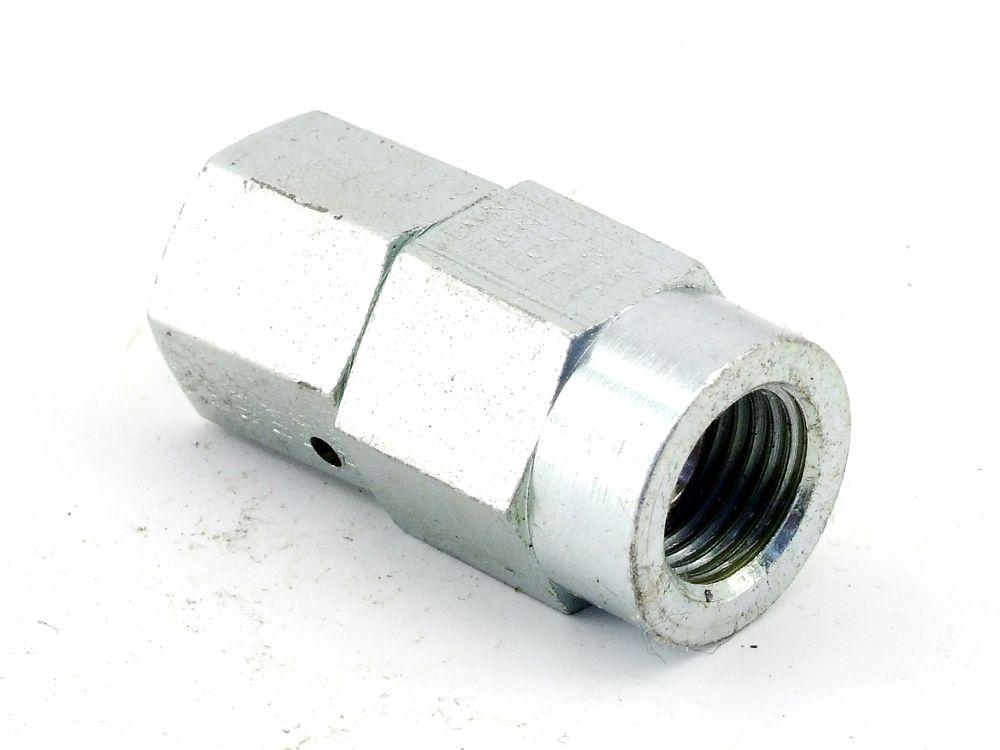 EATON EMASD 10 LR-VI-1.4571 10mm Rohrverschraubung Manometer-Aufschraubstutzen 4060787323019
