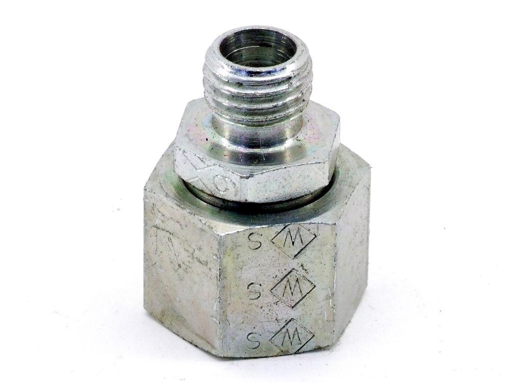 EATON Hydraulik Rohr-Reduzierstutzen Verbinder Schraub-Adapter Anschluss Fitting 4060787323880