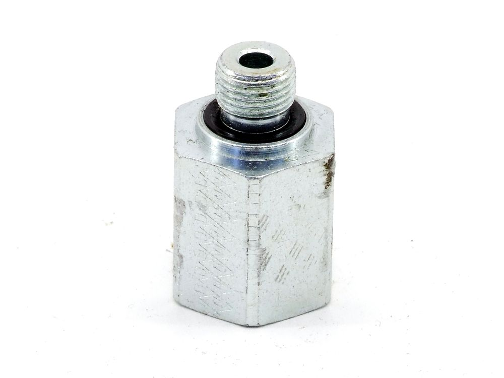 EATON Hydraulik Reduzierstutzen G1/8 Einschraub-Anschluss-Verbinder M12 Adapter 4060787323927