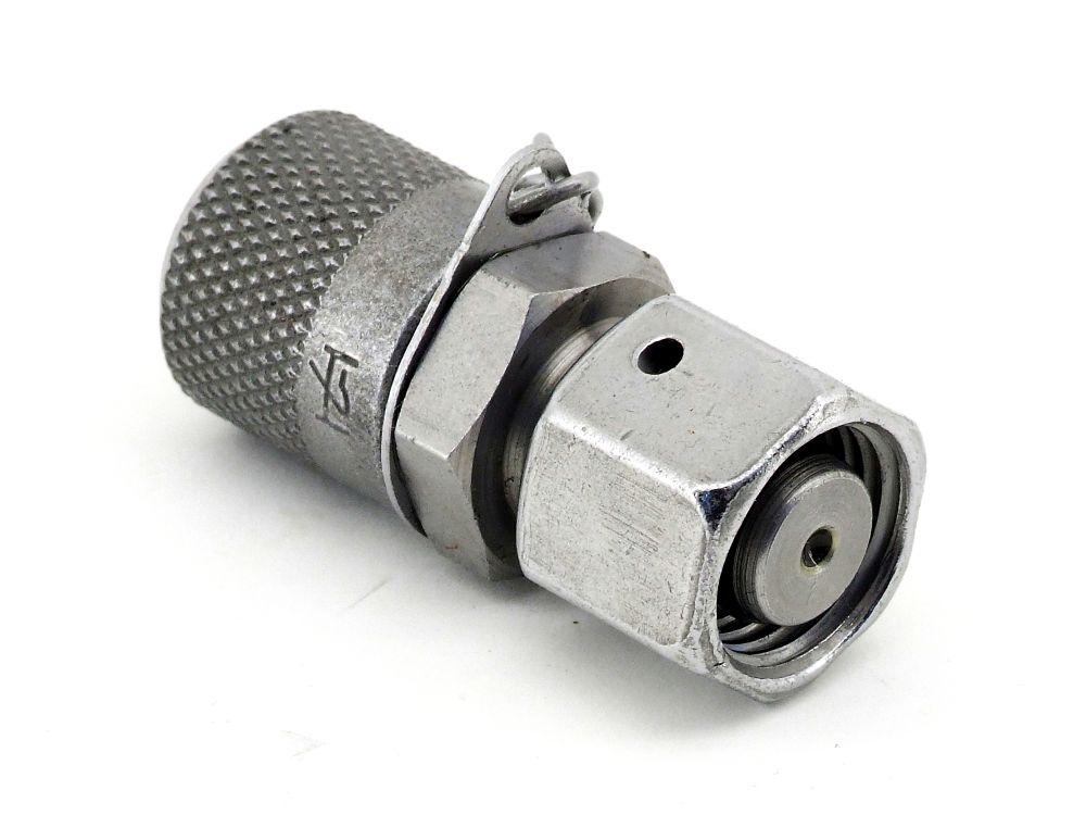 Hydrotechnik Minimess 1620 DKO-Stutzen L10 10-L/8-S M16 Hydraulik Verschraubung 4060787324672