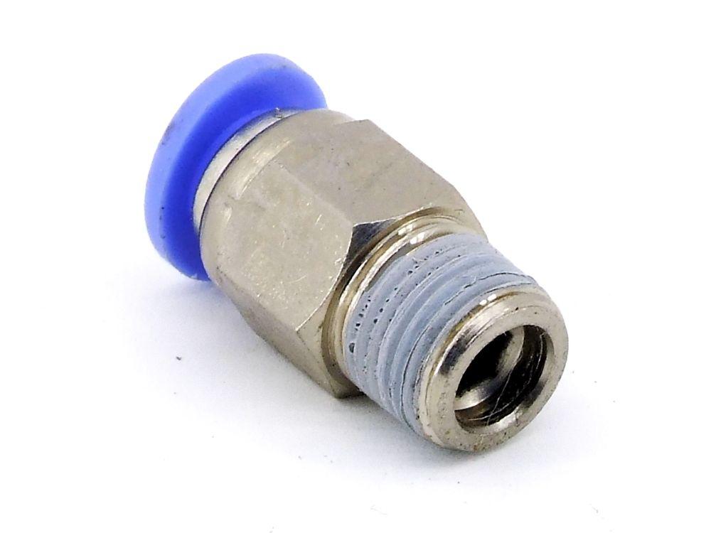 Sang-A IQSG 186 Pneumatik Steckanschluss Adapter Steckverschraubung Verbindung 4050571374334