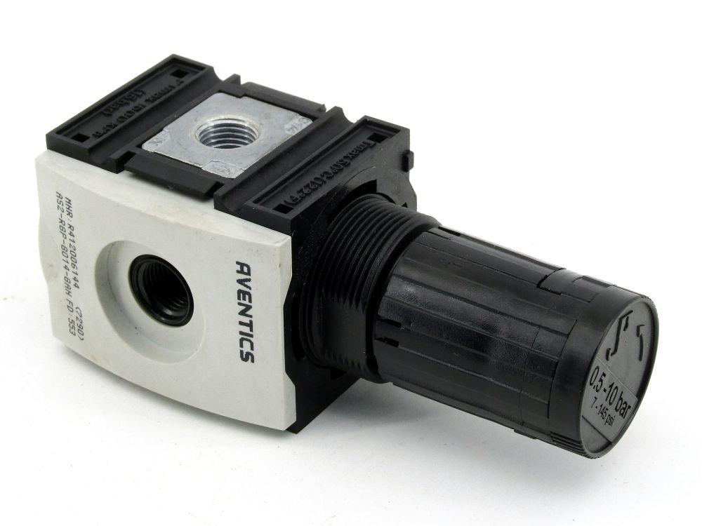 Aventics R412006144 Bosch Präzisions-Druckregelventil Valve AS2-RGP-G014-GAN-100 4060787326416