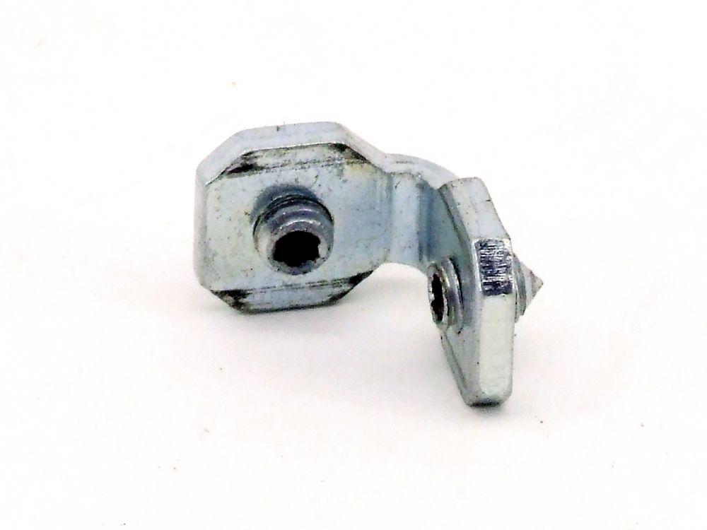 2x 10mm 90° Winkel Madenschraube Innen-Sechskant M4 x 6mm Gewindestift Bolt Base 4060787332486