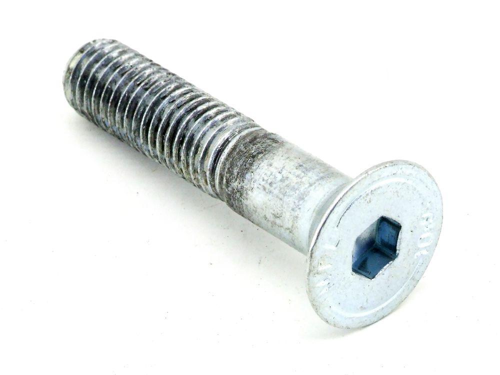 M5 x 30mm 10x Stahl Senkkopf-Schraube 10.9