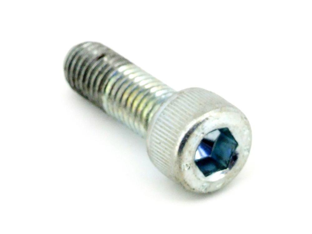 10x Zylinderkopf-Schraube Festigkeit 8.8 M8 x 25 mm Inbus-Innensechskantschraube Nicht zutreffend