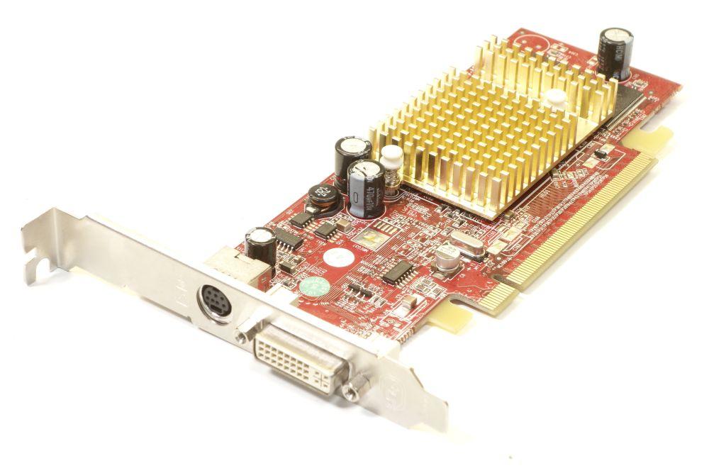 Foxconn ATI Radeon X1300 128MB DDR PCIe Graphics Video Card DVI E-G012-04-2903-B 4060787181534