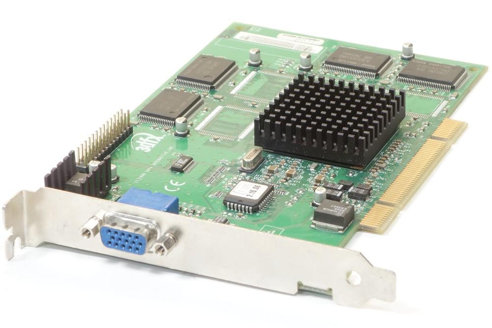 3Dfx 210-0382 Voodoo III 3 2000 Chip 16MB SGRAM PCI Computer VGA Graphics Card 4060787187833