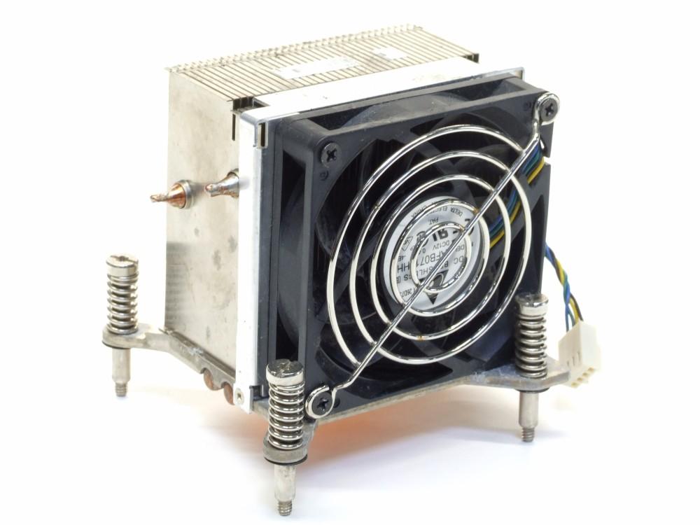 Foxconn HP-449796-001 CPU Processor Heat-Sink Socket Sockel Intel LGA775 4-Pin 4060787204622