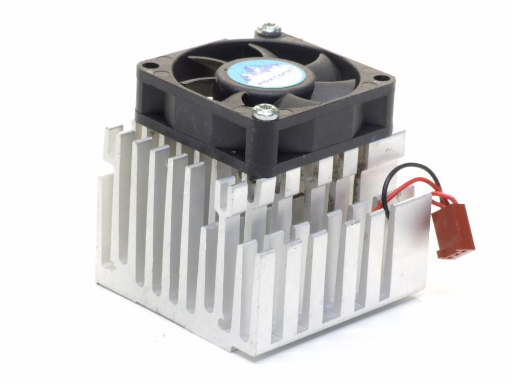 Foxconn Compaq HP-191845-002 Heat-Sink Intel Socket 370 AMD Sockel 462 (A) 3-Pin 4060787204714