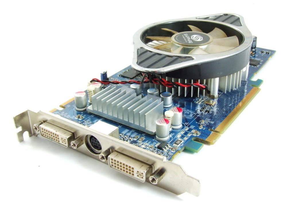 Sapphire PCIe Radeon HD4850 GDDR3 512MB Graphics Card 288-20E81-050SA Dual DVI 4060787252531