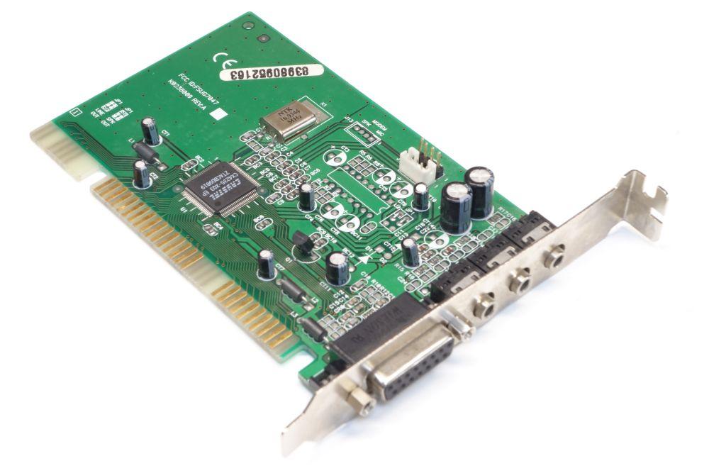 Avertex KY01 K0238009 FSUG7047 ISA Audio-Card Sound-Karte Crystal CS4235-XQ3 EP 4060787153371