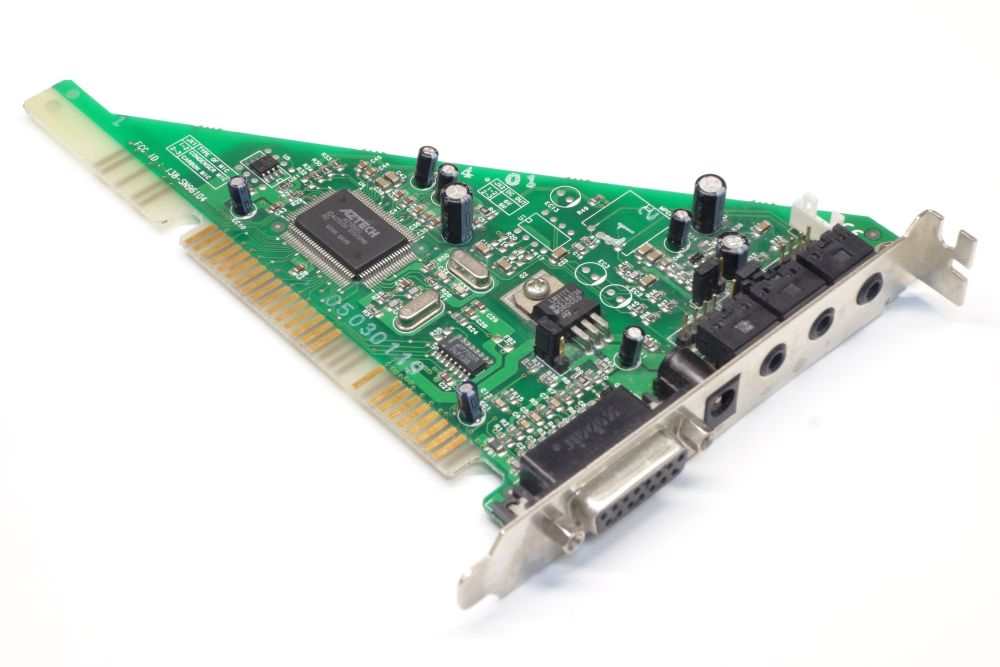 Aztech MM Pro IIIS 3S BP I38-SN96104 ISA PC DOS Audio-Card Sound-Karte AZT2320 4060787154217