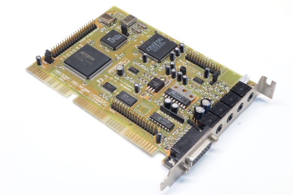 Aztech AZT2316A ISA PC DOS Retro Audio-Card Sound-Karte Yamaha OPL3 I38-MMSN824 4060787154385