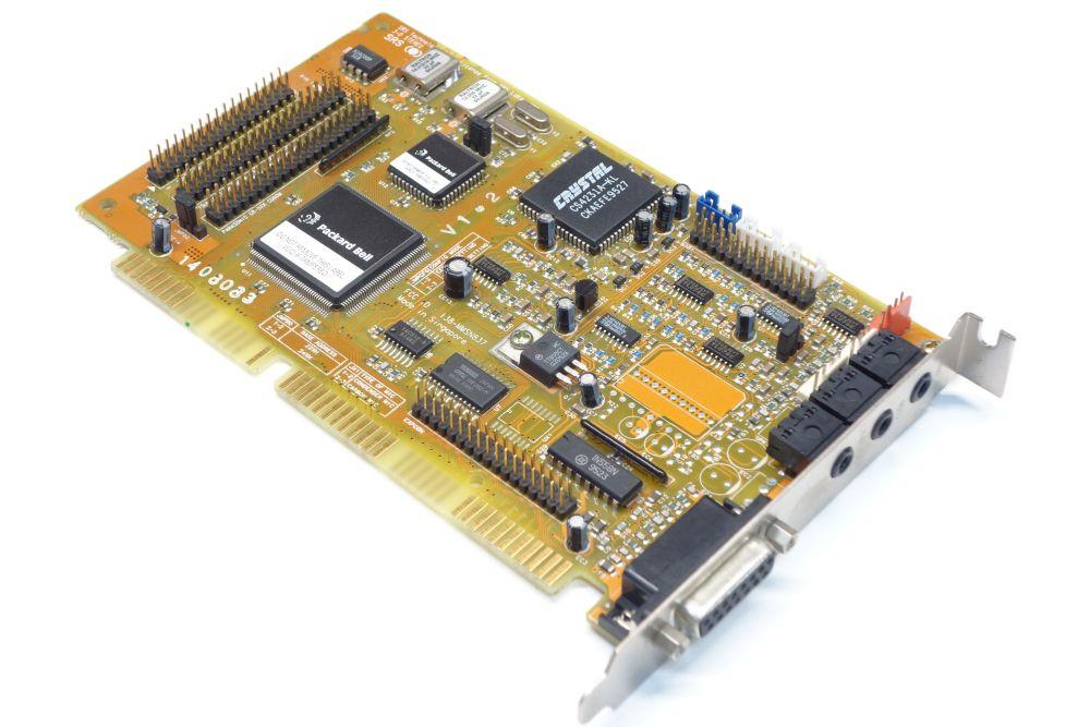 Aztech I38-MMSN837 ISA PC DOS Retro Vintage Audio-Card Sound-Karte Yamaha OPL3 4060787154507
