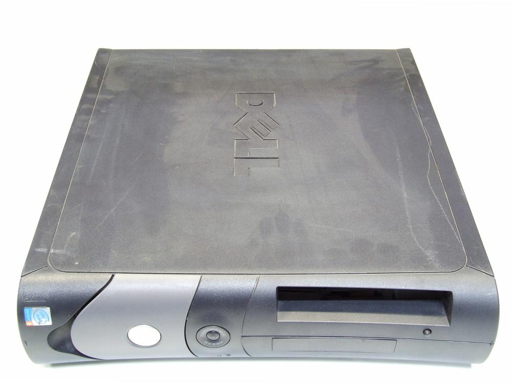Dell GX280 Desktop Case Chassis Computer PC Leer-Gehäuse black grey schwarz grau 4060787167217