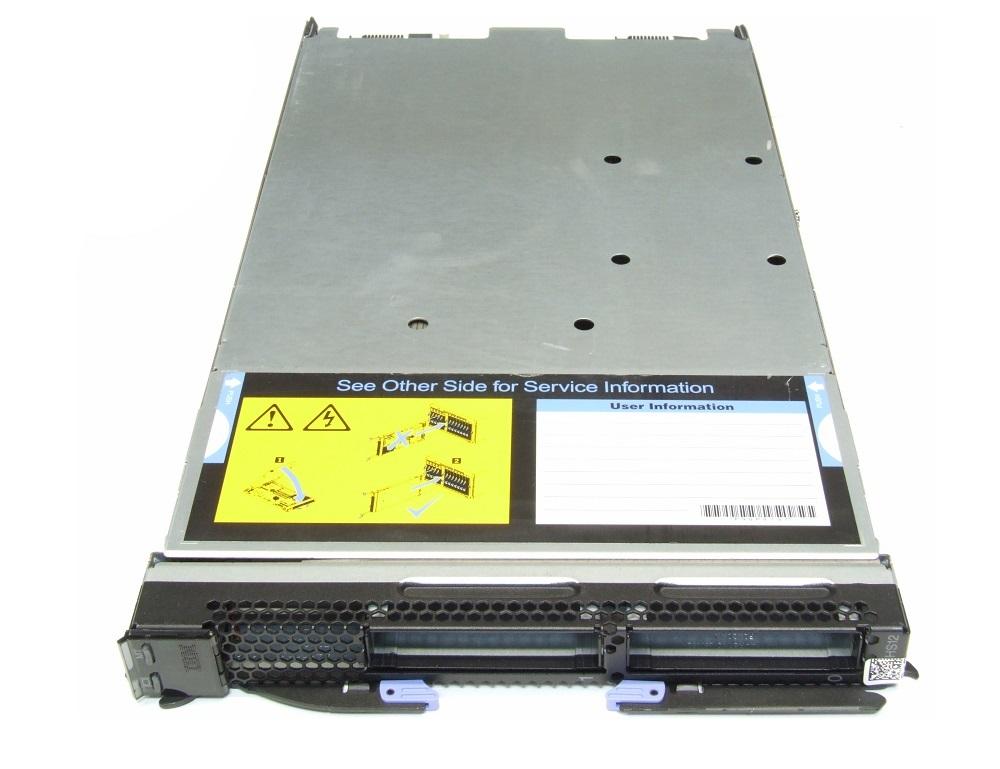 IBM HS12-CTO Blade Center E 8677 Server Intel Xeon X3323 Quad Core 4x 2.5GHz 4GB 4060787173959
