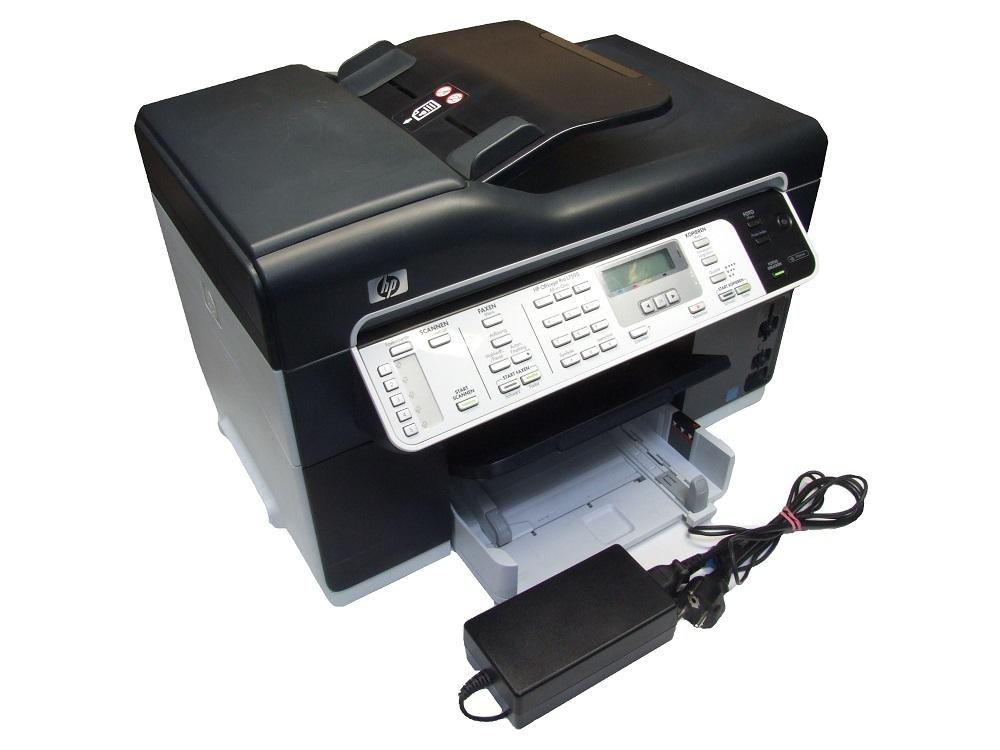 hp Officejet Pro L7590 Netzwerk-Drucker Kopierer Fax/LAN Printer Copier CB821A 4060787182685