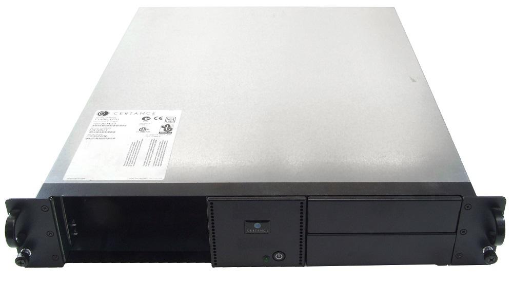 Certance CL400LW2U LTO Ultrium Tape Drive Case Chassis 2U/2HE Gehäuse TD7300-012 4060787206862
