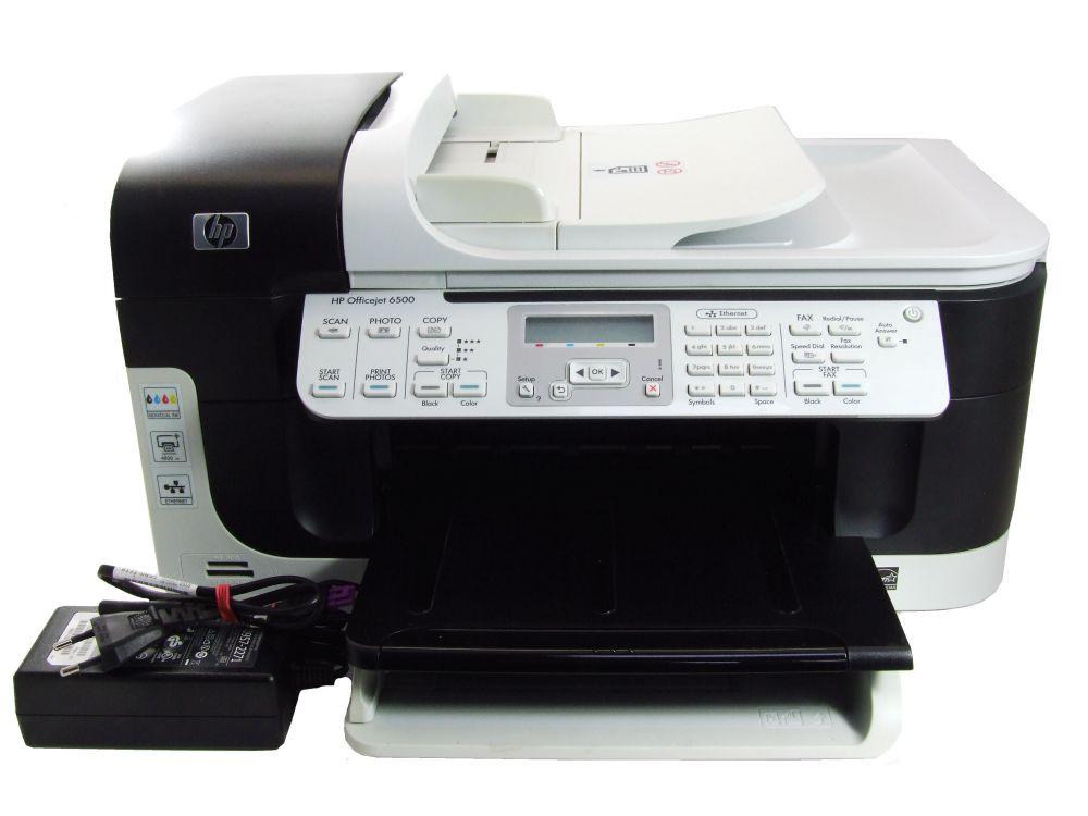 HP Office-Jet 6500 Color Copier Printer Scanner Multifunktions-Drucker Kopierer 4060787224521