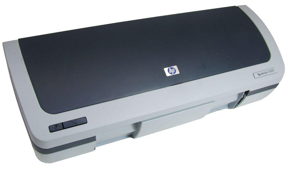 HP Desk-Jet 3650 Color Ink Jet Printer Tintenstrahl Farb-Drucker 4800 dpi C8974A 4060787227416