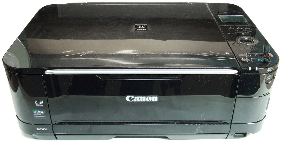Canon Pixma MG5250 WLAN Ink Jet Printer Tintenstrahl Farb-Drucker Kopierer WiFi 4060787230256