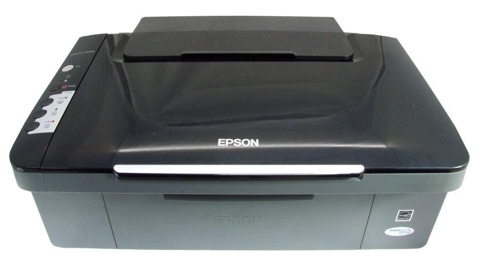 Epson Stylus SX100 Tintenstrahl-Drucker Multifunktionsgerät Inkjet Printer C411A 4060787239068