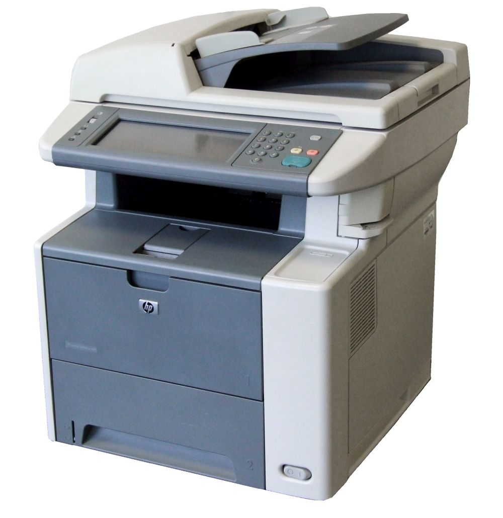 HP LaserJet M3035xs Laserdrucker Multifunktionsgerät Network Printer 19000 S./pp 882780569904