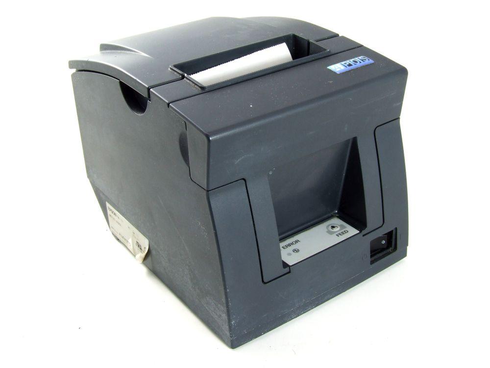 Epson M226C Bon Drucker Kassendrucker 25-pol. seriell RS232 POS Printer TM-T81 4060787260437