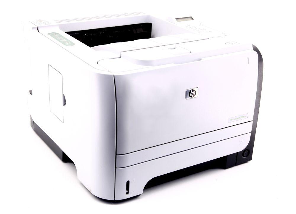 HP P2055dn A4 Mono Laser Drucker Printer Gigabit LAN unter/below 26000 Seiten/pp 883585945740