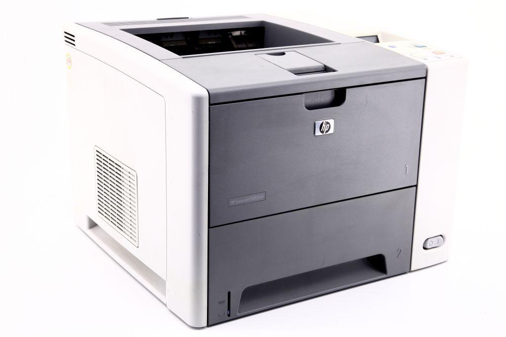 HP LaserJet P3005dn Mono Laser Drucker Printer 15280 Seiten/Pages faulty/defekt 882780567061