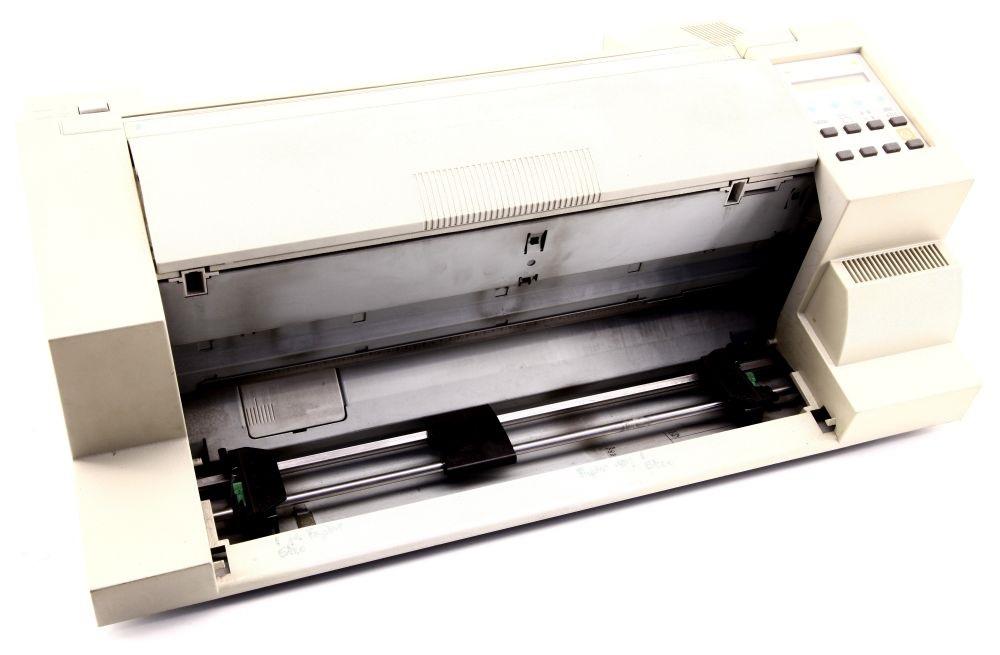 PSI PP 405 Nadeldrucker Matrix Printer 24 Nadeln COM seriell LPT faulty/defekt 4060787267405