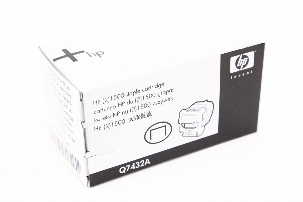 HP Q7432A Staple Cartridge 2x 1500 pcs/St. Heftklammern M2727nf M3035xs M575f 882780268623