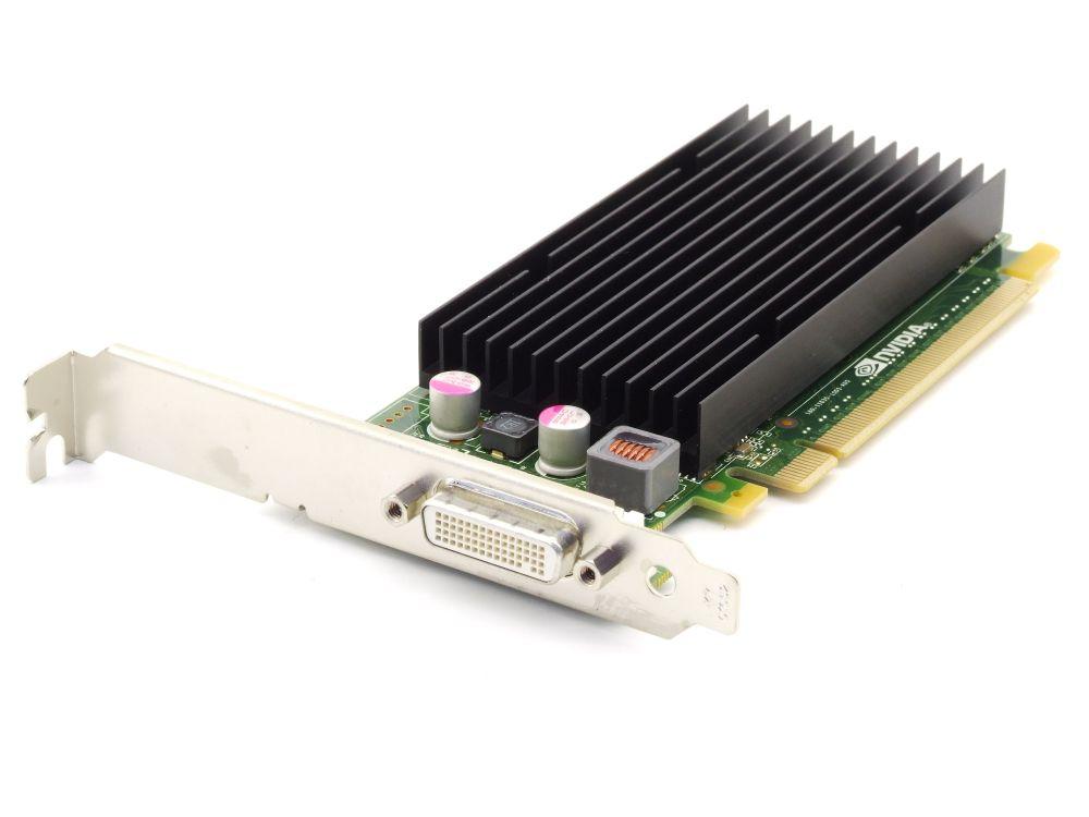 nVidia Quado NVS300 512MB DDR3 PCIe Dual Monitor DMS-59 Graphics Card Dell 4M1WV 4060787273567