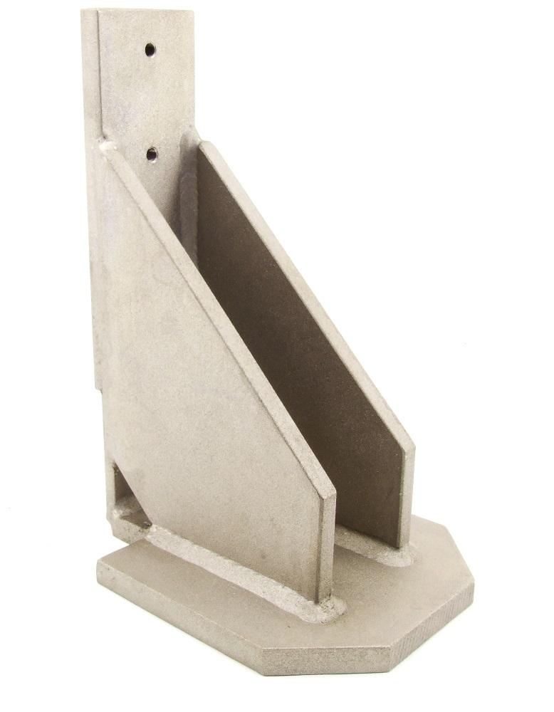 Maschinen Standfuß Wand-Halterung Befestigung Standfüße Industrial Machine Stand 4060787274717