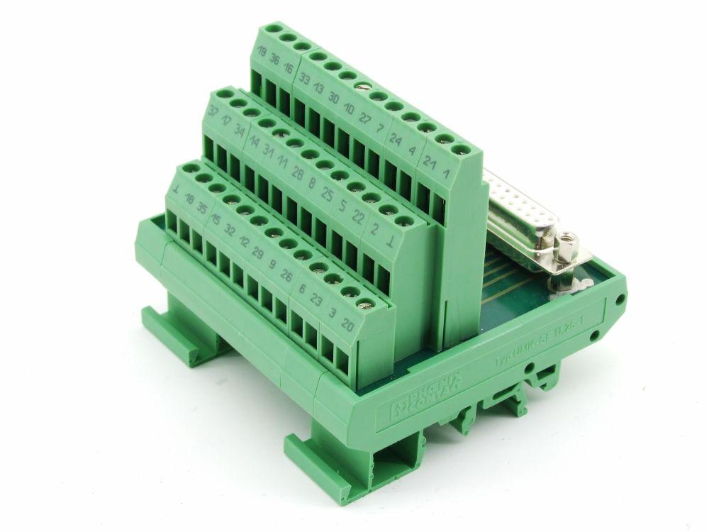 Phoenix Contact FLKMS-D37 SUB/B Übergabe-Einheit Interface Module DC-37 2281762 4060787275349