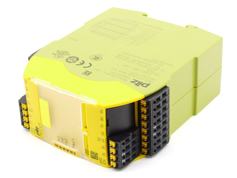 Pilz PNOZ s11 Sicherheitsrelais Safety Protection Relay C 24VDC 8n/o 1n/c 751111 4060787275820