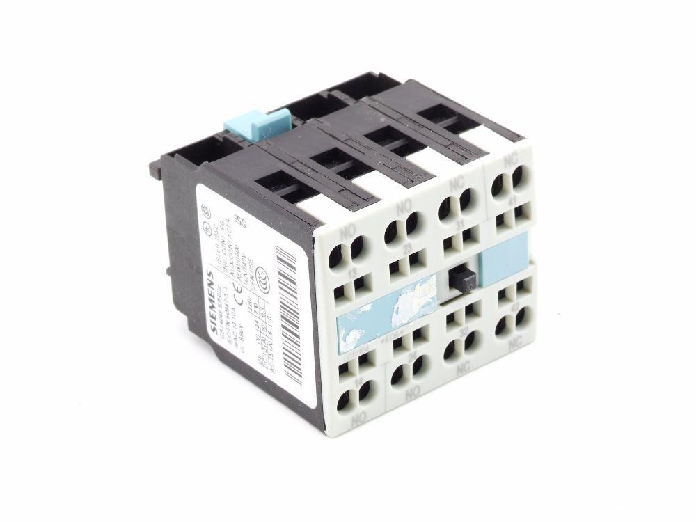 Siemens Sirius 3RH1921-2FA31 Hilfs-Schalter Hillfsschütz Auxiliary Contact Block 4060787275974