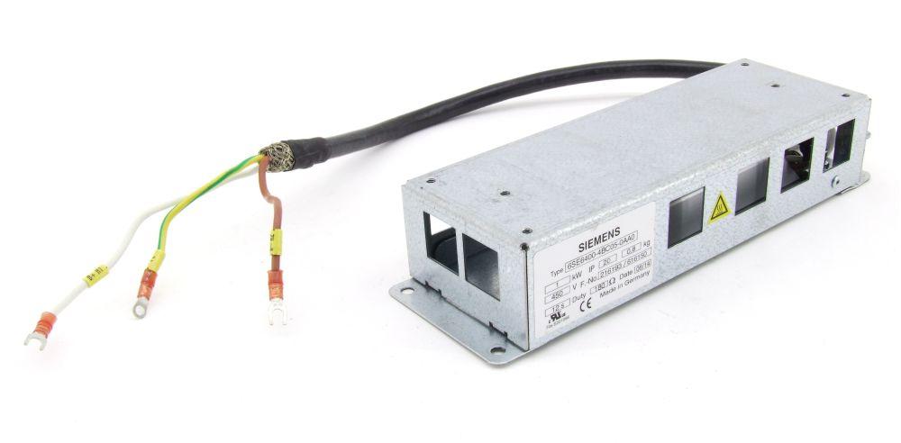 Siemens Umrichter Brems-Widerstand 1kW IP20 450V 12s 180Ohm 6SE6400-4BC05-0AA0 4060787276513