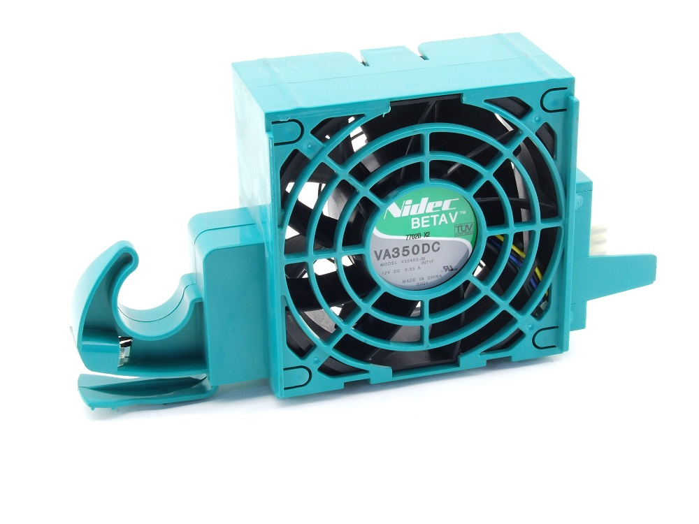 Intel V35453-35 SC5300 SC5400 Server Case Fan Lüfter 92mm Nidec VA350DC 5110906 4060787277213