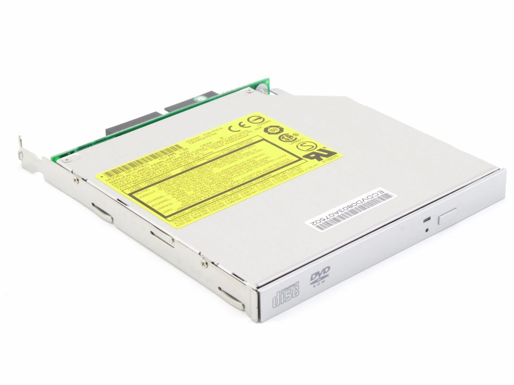 Panasonic SR-8178-C Slim DVD-ROM Drive Laufwerk Silver Silber Supermicro Server 4060787277343