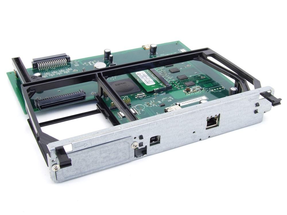 HP CB446-60001 Formatter Board LAN USB Interface Schnittstellen Karte CP3505 4060787281050