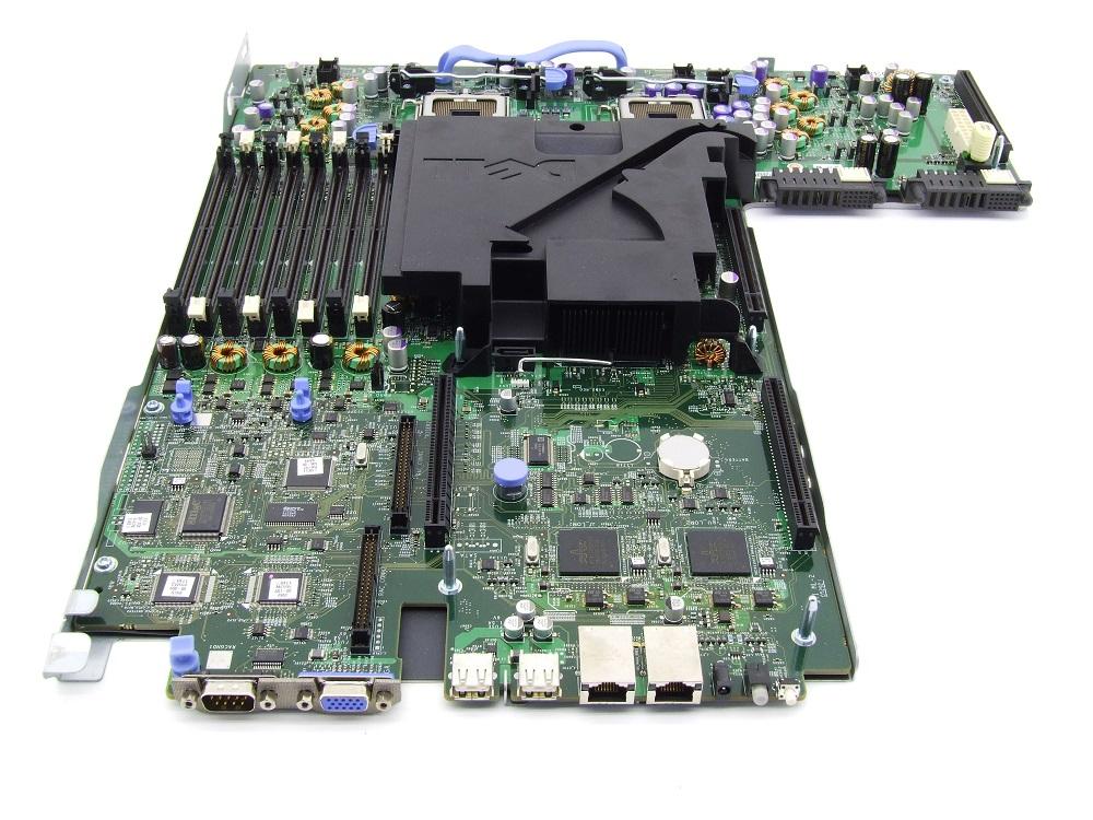 Dell P/N 0DT097 PowerEdge 1950 Server Mainboard System Board Dual Socket LGA771 4060787281081