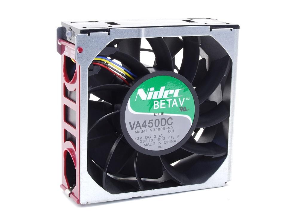 HP 364517-001 Fan Lüfter Nidec VA450DC V34809-90 233101-002 DL585 G2 DL570 G3 4060787281319
