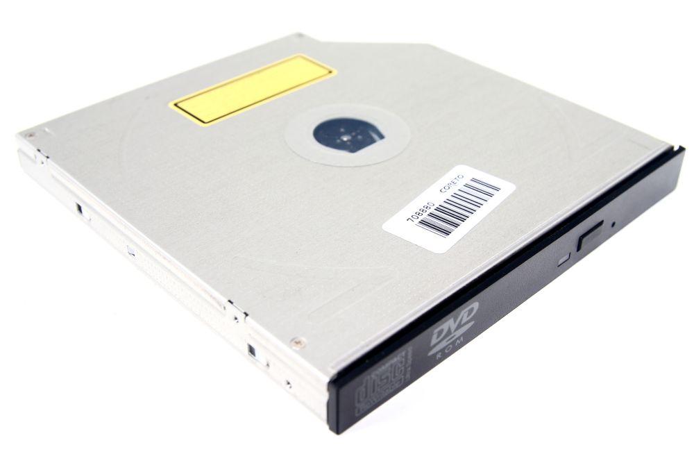 Sony Optiarc DDU820S-HM CD-/DVD-ROM Slimline SATA Laufwerk Drive HP461644-T30 4060787281401