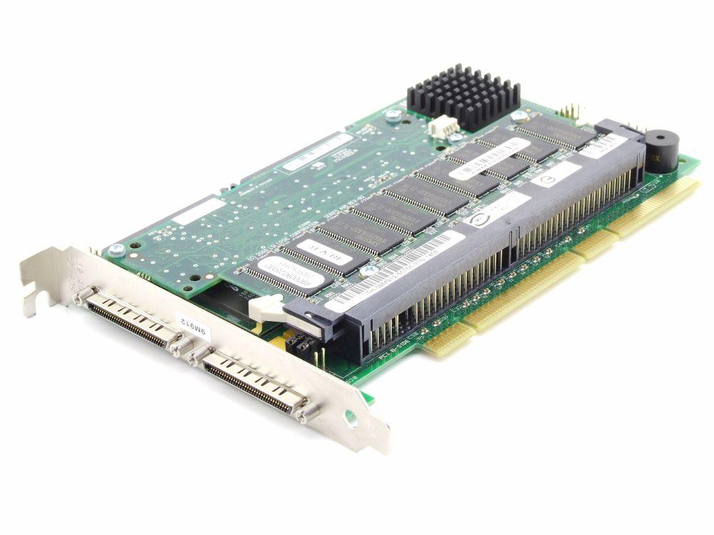 Dell 09M912 PERC 3/DC SCSI RAID Controller Card PCI-X U160 128MB BBWC PowerEdge 4060787282880