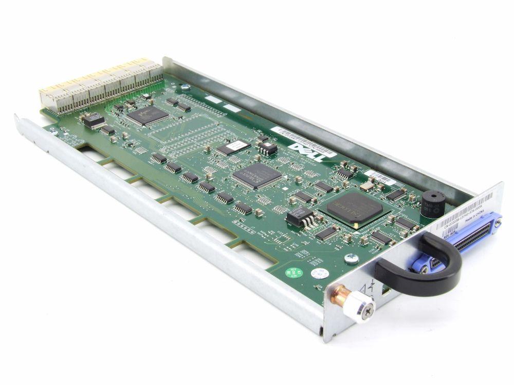 Dell 0J2038 0Y1987 U320 SCSI Controller PowerVault 220S 221S J2038 Y1987 4060787283597
