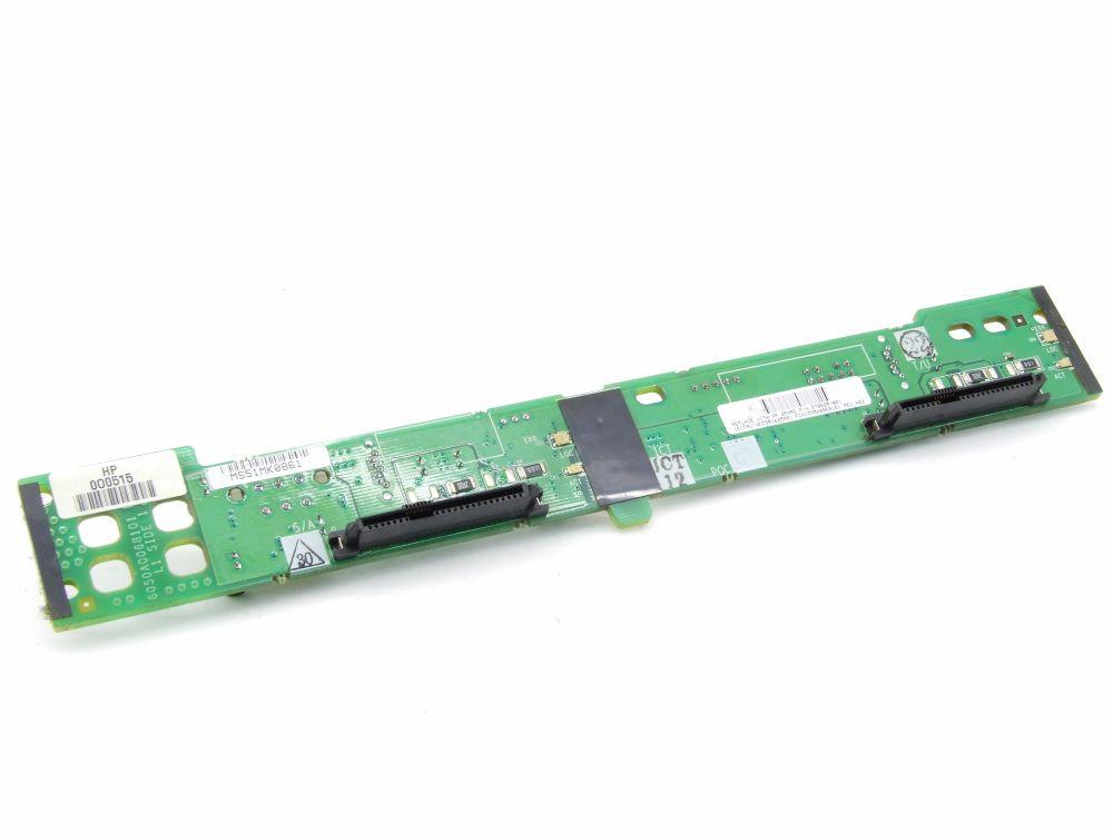 HP 378625-001 Dual Port 2x SATA HDD Hard Drive Backplane Board ProLiant DL320 G3 4060787283634
