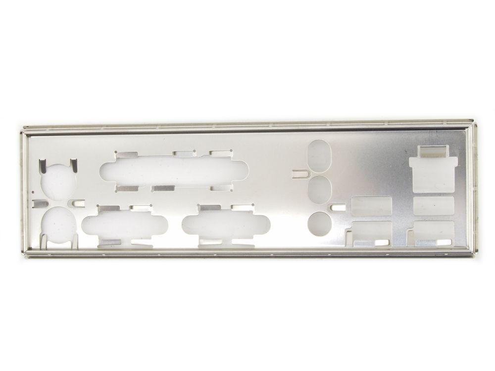 Intel D915GEV Mainboard Back Panel I/O Shield Cover Backplate Anschluss-Blende 4060787283672
