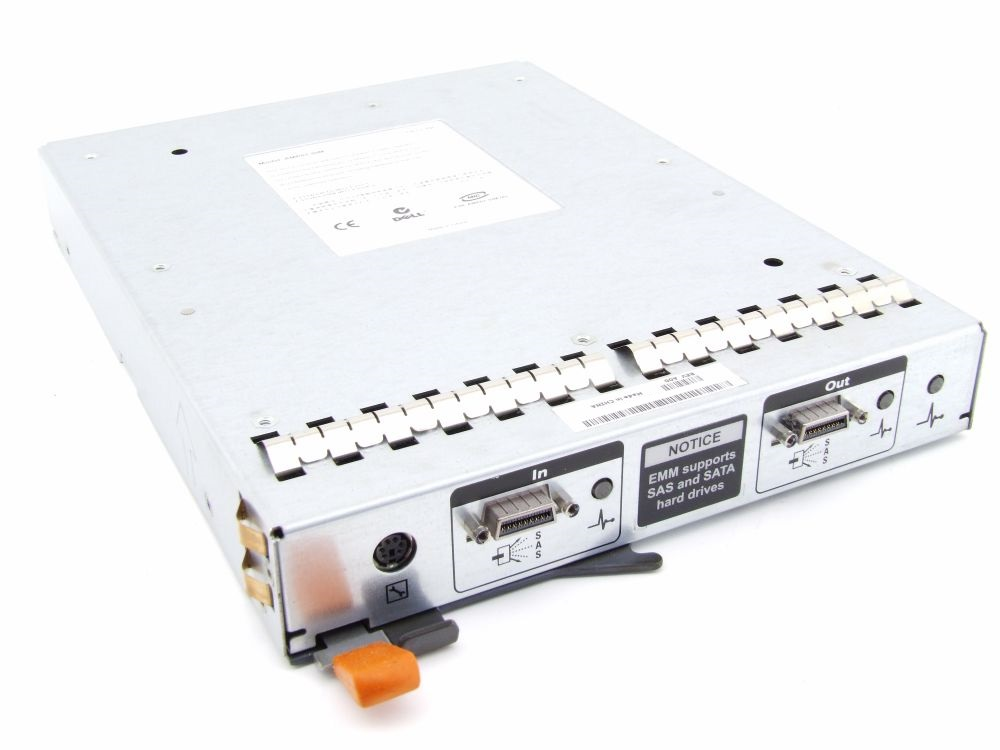 Dell 0HN240 SAS SATA Enclosure Management Module PowerVault MD1000 MD3000 HN240 4060787283559