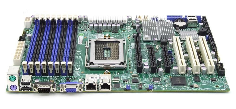 Supermicro H8SGL Rev.1.01 AMD Socket G34 Mainboard ATX A+ Server Board 1012G-MTF 4060787284594
